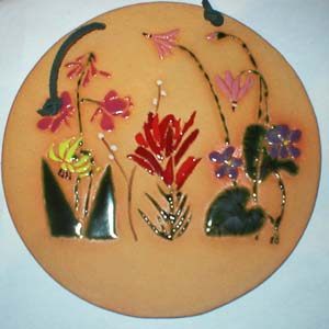 Artist Eloise Oviatt Art Decorative Tiles
